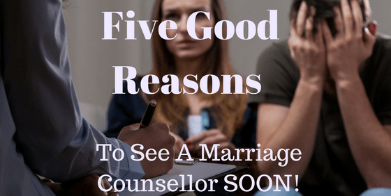 Marriage Counseling Saved Our Marriage