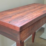 Wooden table - reclaimed wood