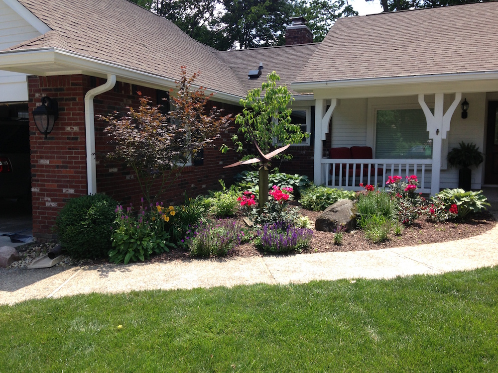Landscape Design Zionsville Indiana