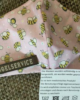 Nasen-/Mundabdeckung Biene