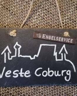 Tafel Veste Coburg