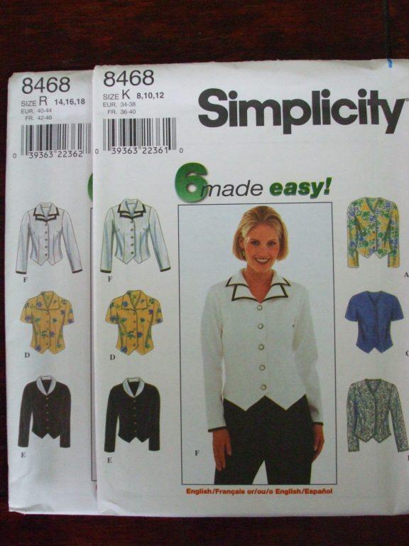 8468 Simplicity