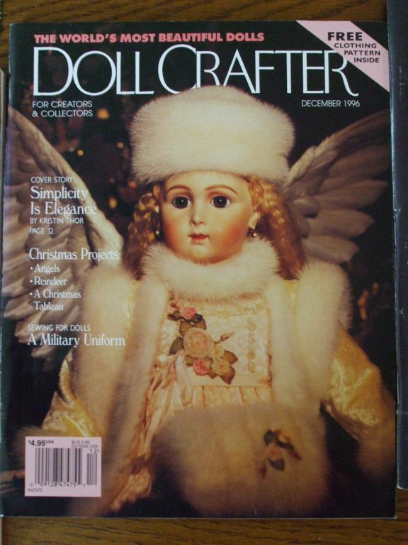 Doll Crafter Magazine July 1996