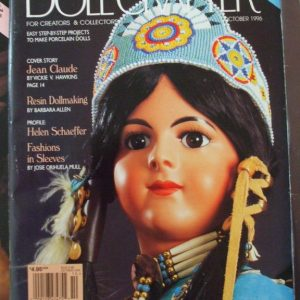October 1996 doll crafter