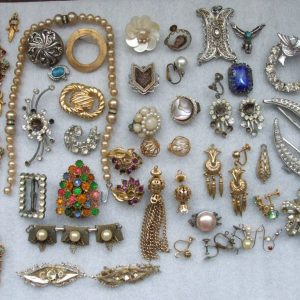 Vintage, Collectible & Other Jewelry