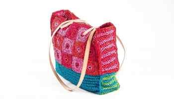 592edbbb1cd2 Leather Oilskin Rucksack And Shoulder Bag - Inspiration For Bag Making