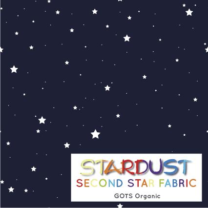 Starry sky Jersey Fabric