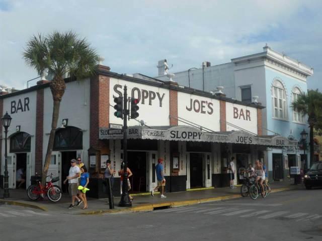 key west sloppy joe's bar