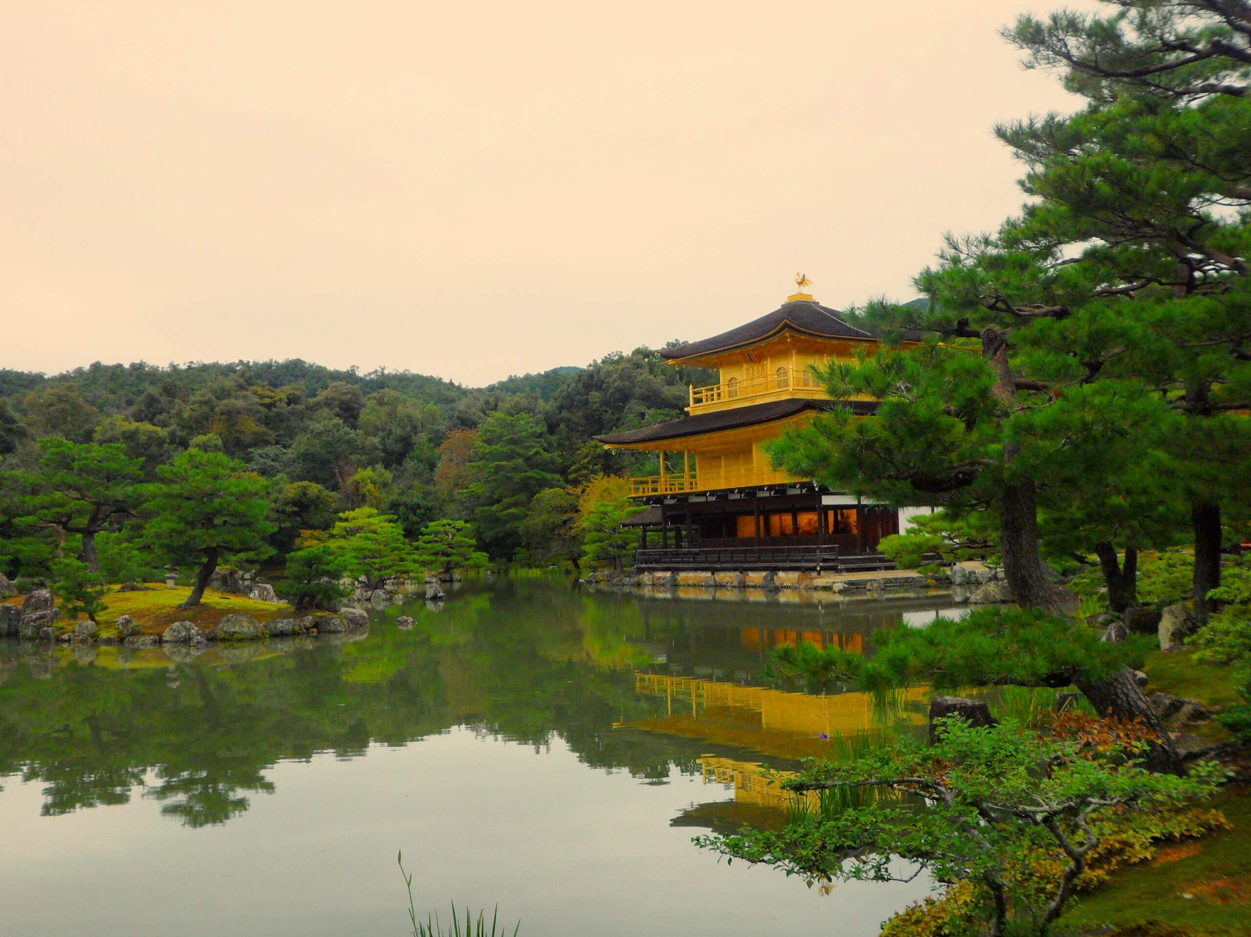 golden pavilion kansai