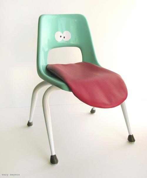 необичайни мебели