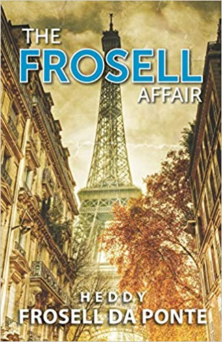 book cover for The Frosell Affair