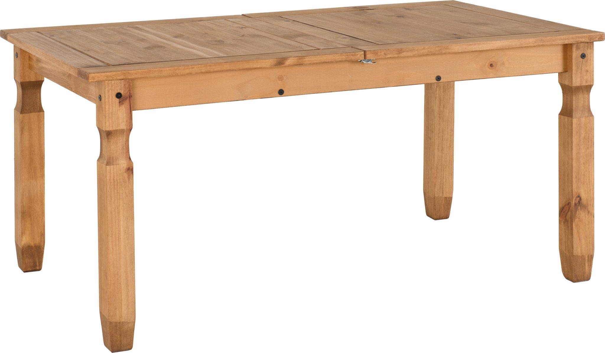 corona extending dining table