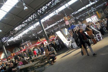 indoor spitalfields market