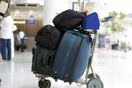 Transport Heavy Luggage at Airport