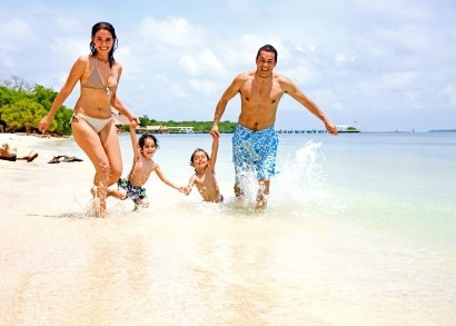 booking a family holiday
