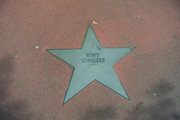 Walk of Fame Potsdamer Platz