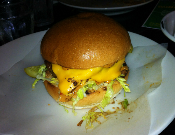 byron burger in london