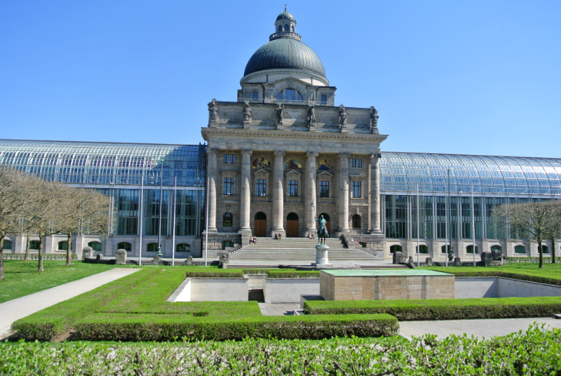 Bayrische Staatskanzlei Munich