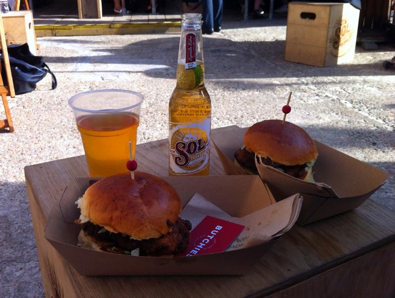 Butchies Burger London
