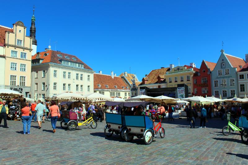Old Town in Tallinn