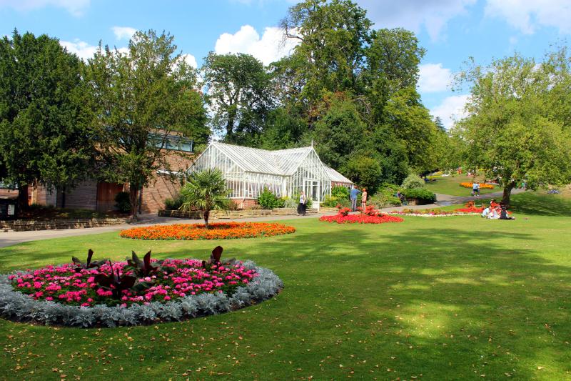 Secret bits of london 6 richmond park for Terrace garden meaning