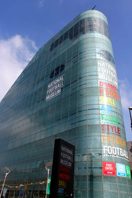 football museum in Manchester