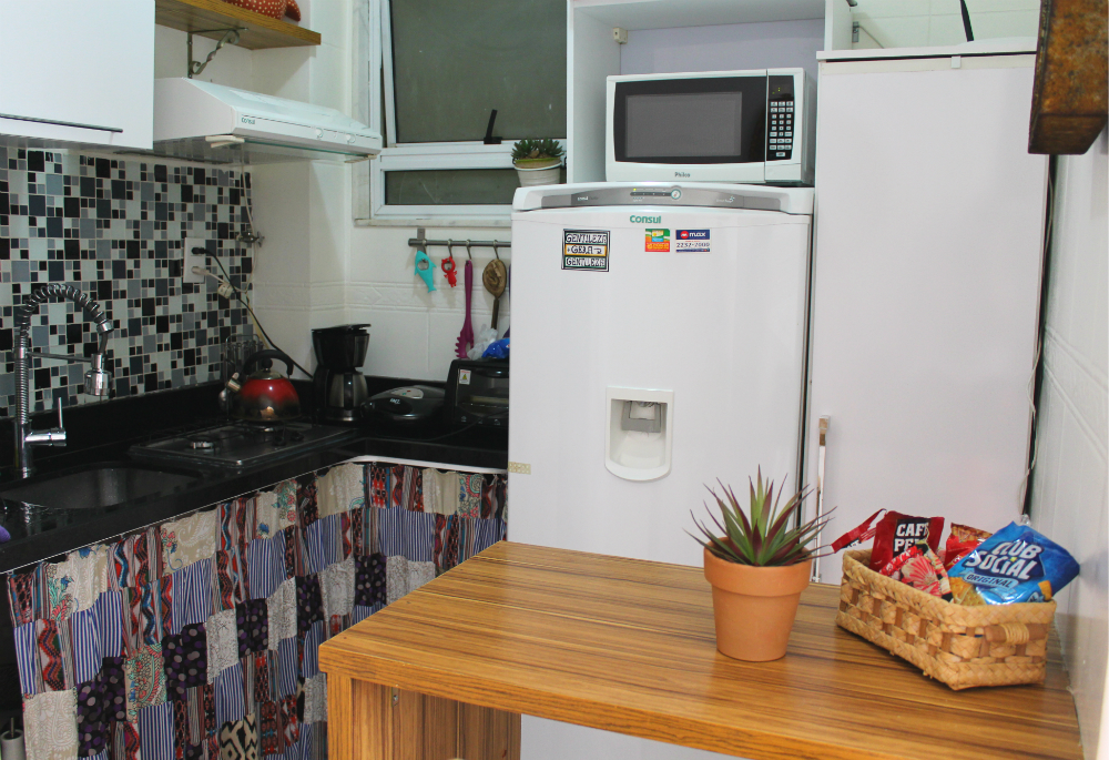 apartment in lapa - rio kitchen