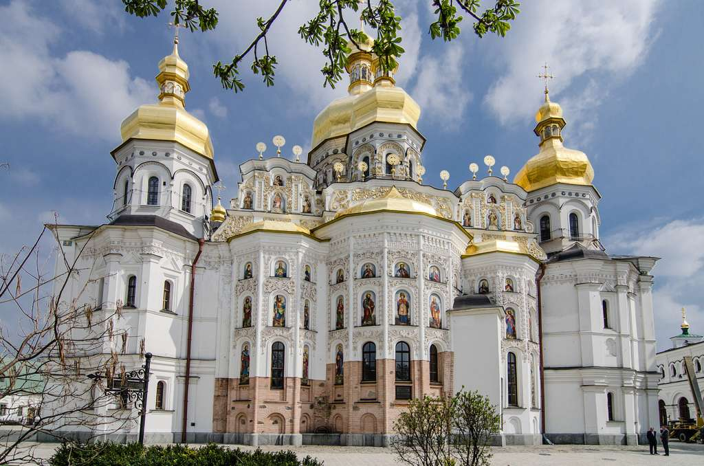 Kyiv pechersk lavra in Kiev, Ukraine