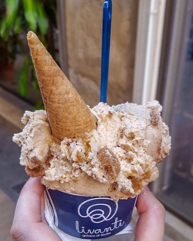 ice cream in Alicante
