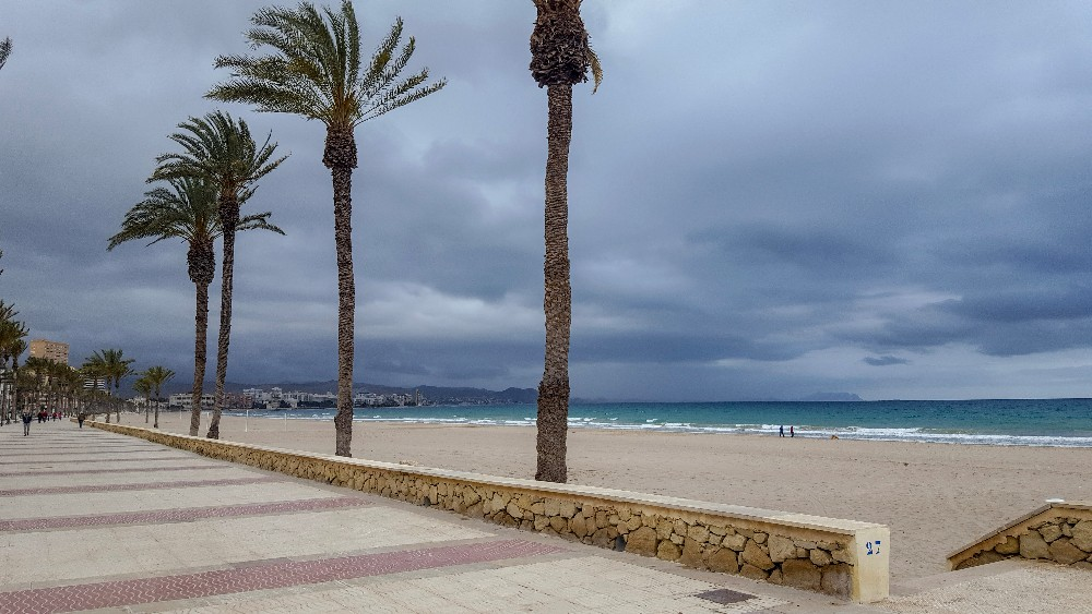 Playa Juan Alicante