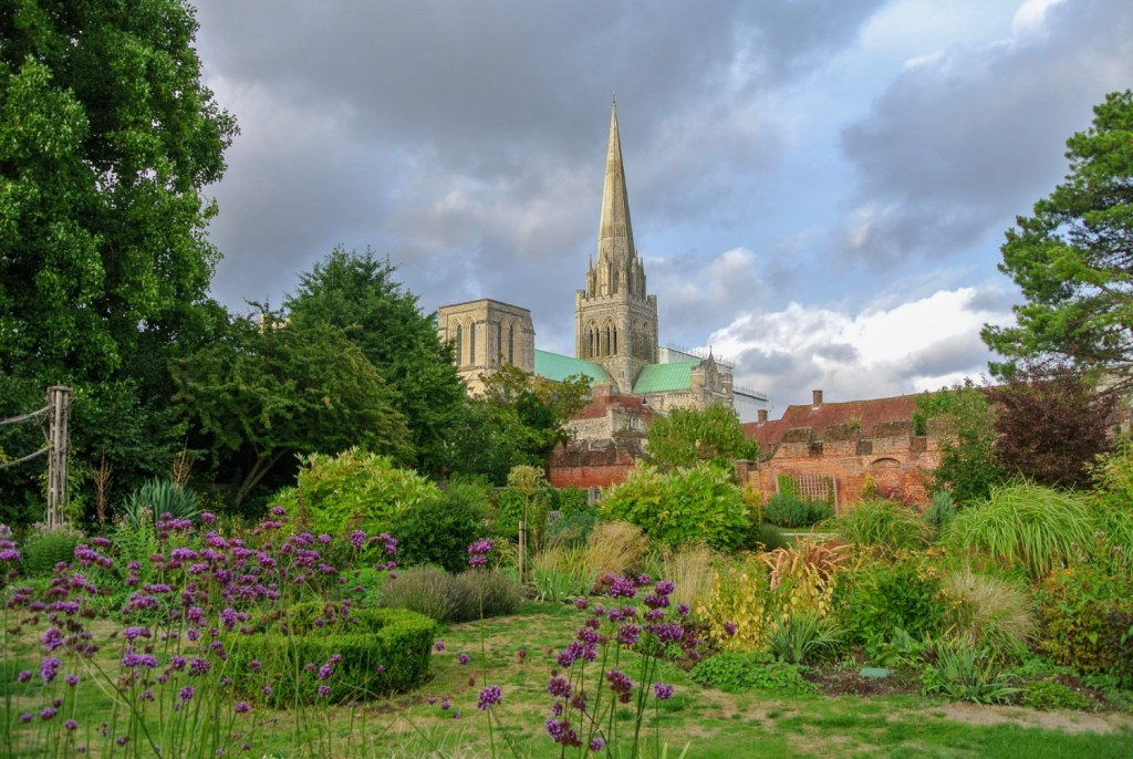 Chichester Cathedral, UK