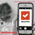 iDoneThis App