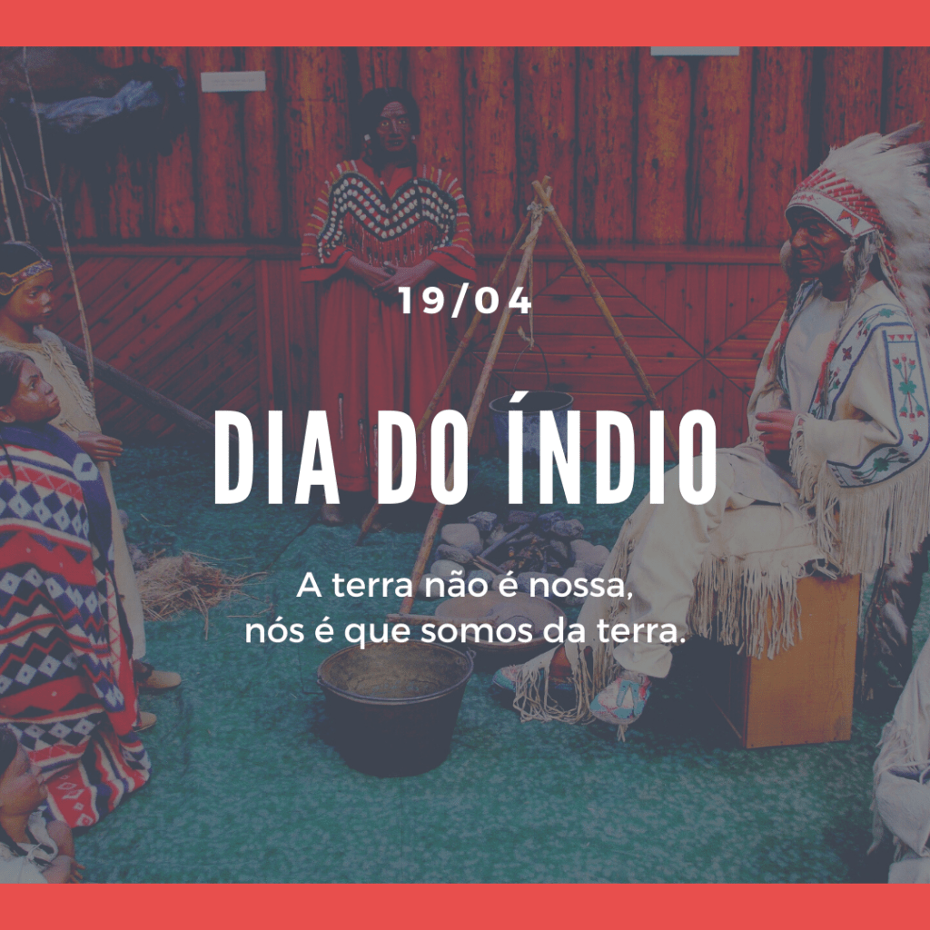 dia do indio 2 - Dia do Índio