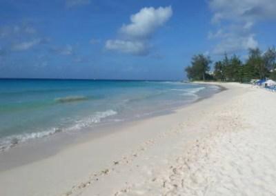 Locals' favourite beach