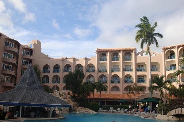 Accra Hotel, Barbados