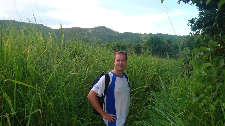 Barbados hikes