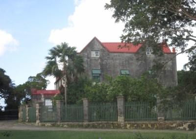 Drax Hall, Barbados