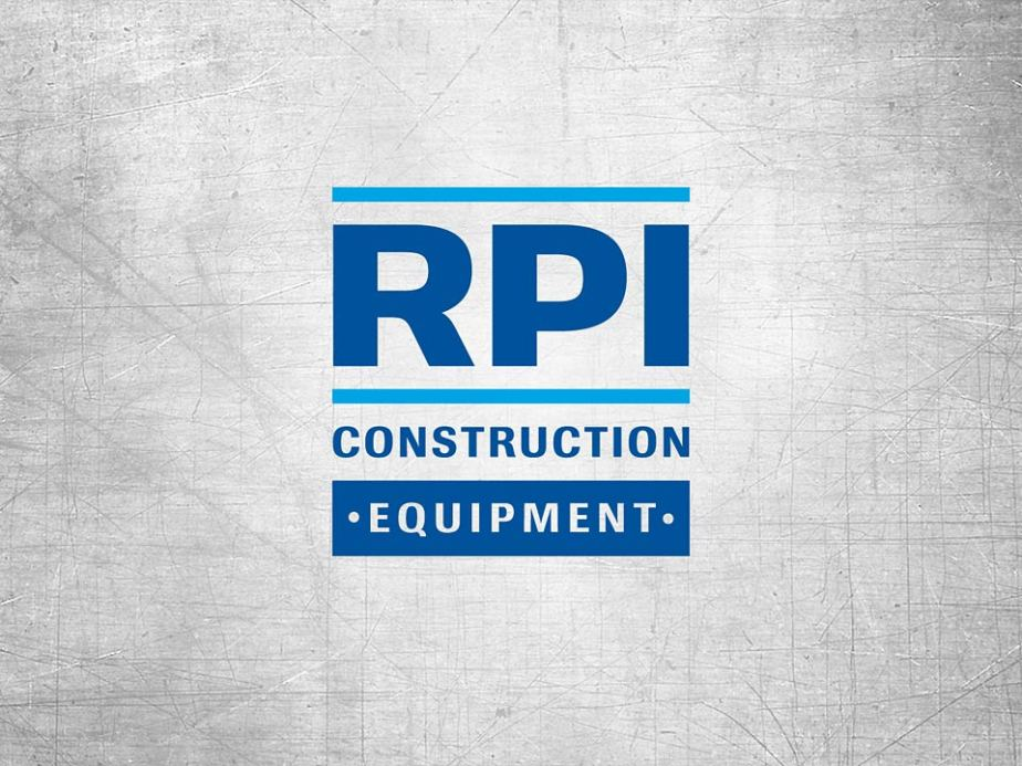 RPI Construction Equipment Logo
