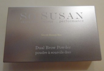 so susan eyebrow powder
