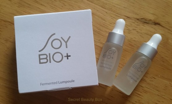 Soy Bio Plus Fermented Lumpoule, memebox