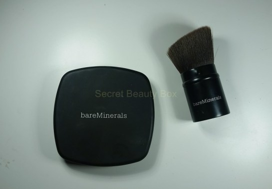 bare minerals ready foundation