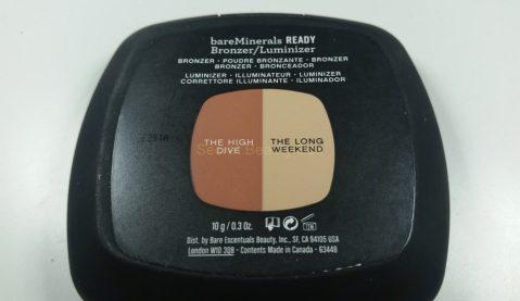 bareminerals ready bronzer/luminizer