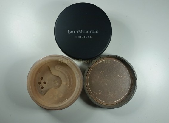 Bare mineral medium tan foundation