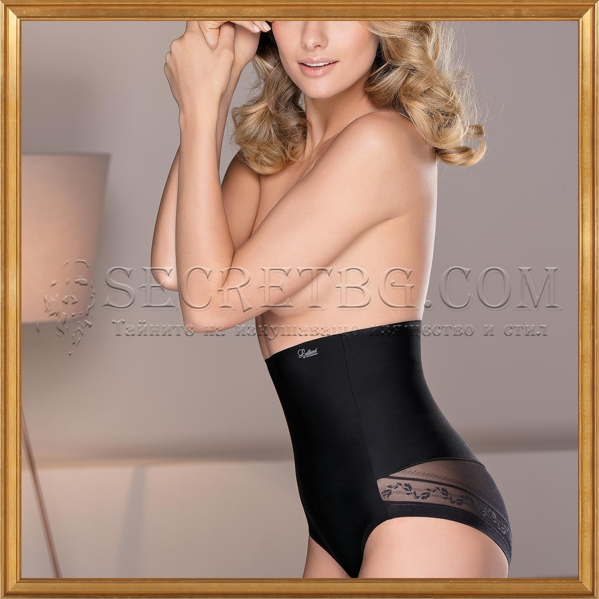 Луксозни италиански безшевни и дълбоки стягащи бикини Leilieve 4685
