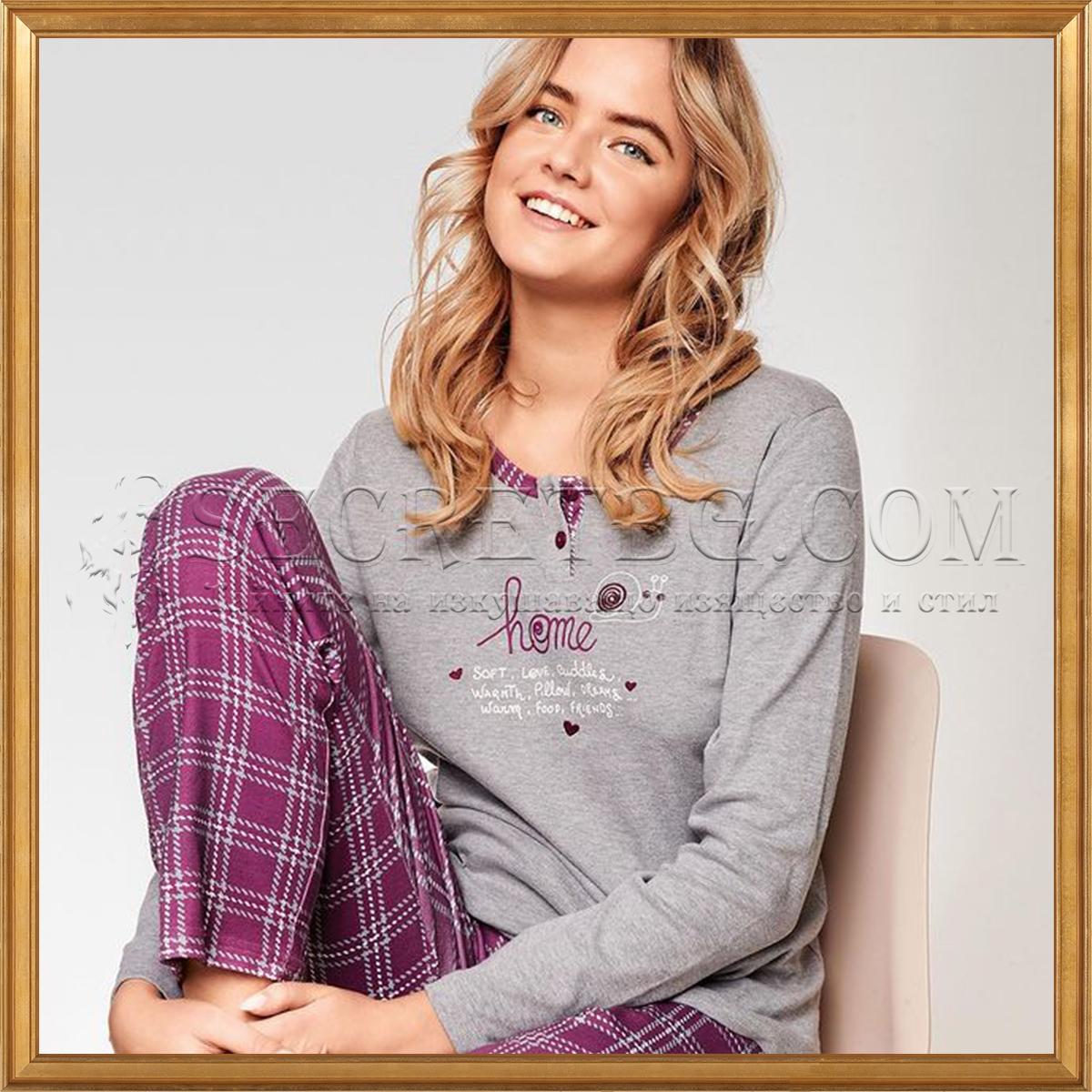 италианска дамска пижама Infiore 0554