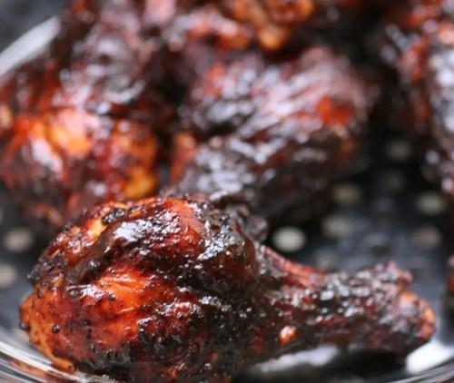 KFC Cajun Honey Chicken Wings Recipe