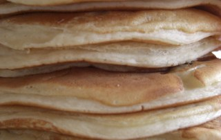 Alton Browns Pancake Recipe
