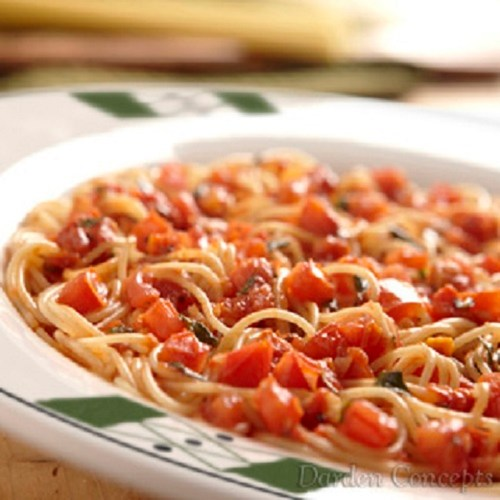 Olive Garden Capellini Pomodoro Recipe
