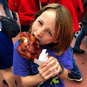 Turkey Leg Recipe