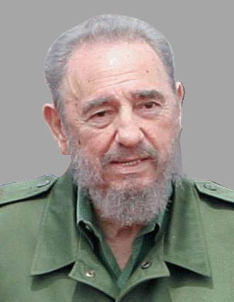 Fidel Castro resigned in February